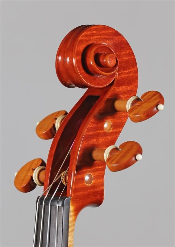 2018年 ヴァイオリン ストラディバリ1705年モデル_a0197551_04422990.jpg