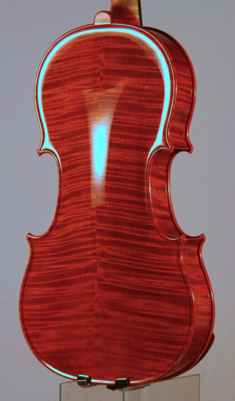 """2011年 ヴァイオリン ストラドモデル \""""1705\""""_a0197551_05192986.jpg"""