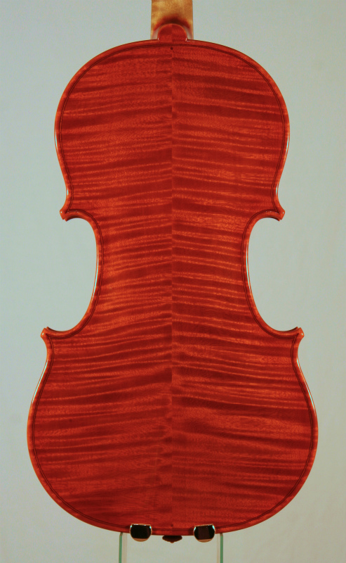 """2011年 ヴァイオリン ストラドモデル \""""1705\""""_a0197551_05194082.jpg"""