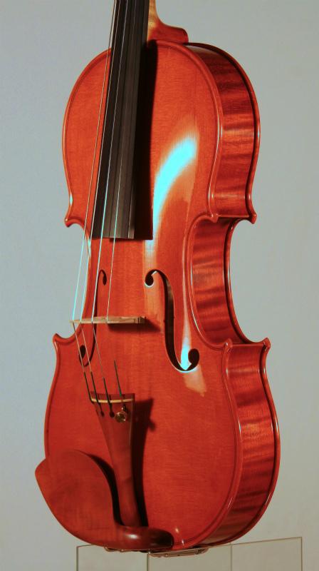 """2011年 ヴァイオリン ストラドモデル \""""1705\""""_a0197551_05200314.jpg"""