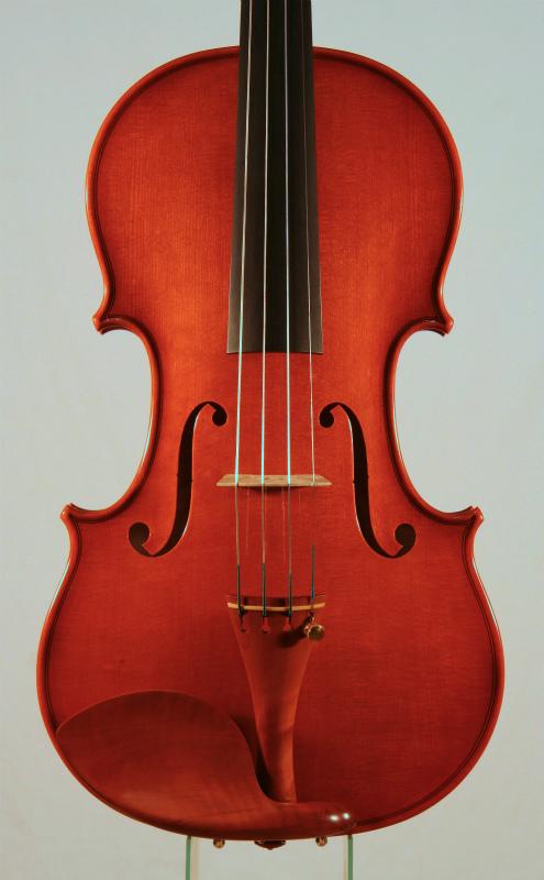 """2011年 ヴァイオリン ストラドモデル \""""1705\""""_a0197551_05201410.jpg"""
