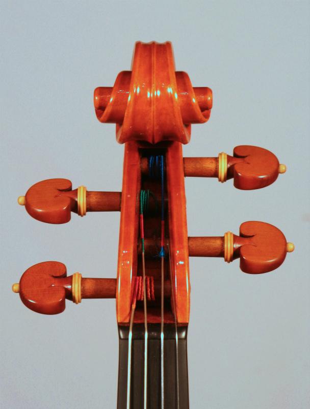 """2011年 ヴァイオリン ストラドモデル \""""1705\""""_a0197551_05203723.jpg"""