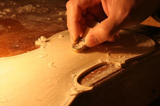 ヴァイオリン製作工程のご紹介_a0197551_07325224.jpg