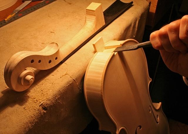 ヴァイオリン製作工程のご紹介_a0197551_07375051.jpg