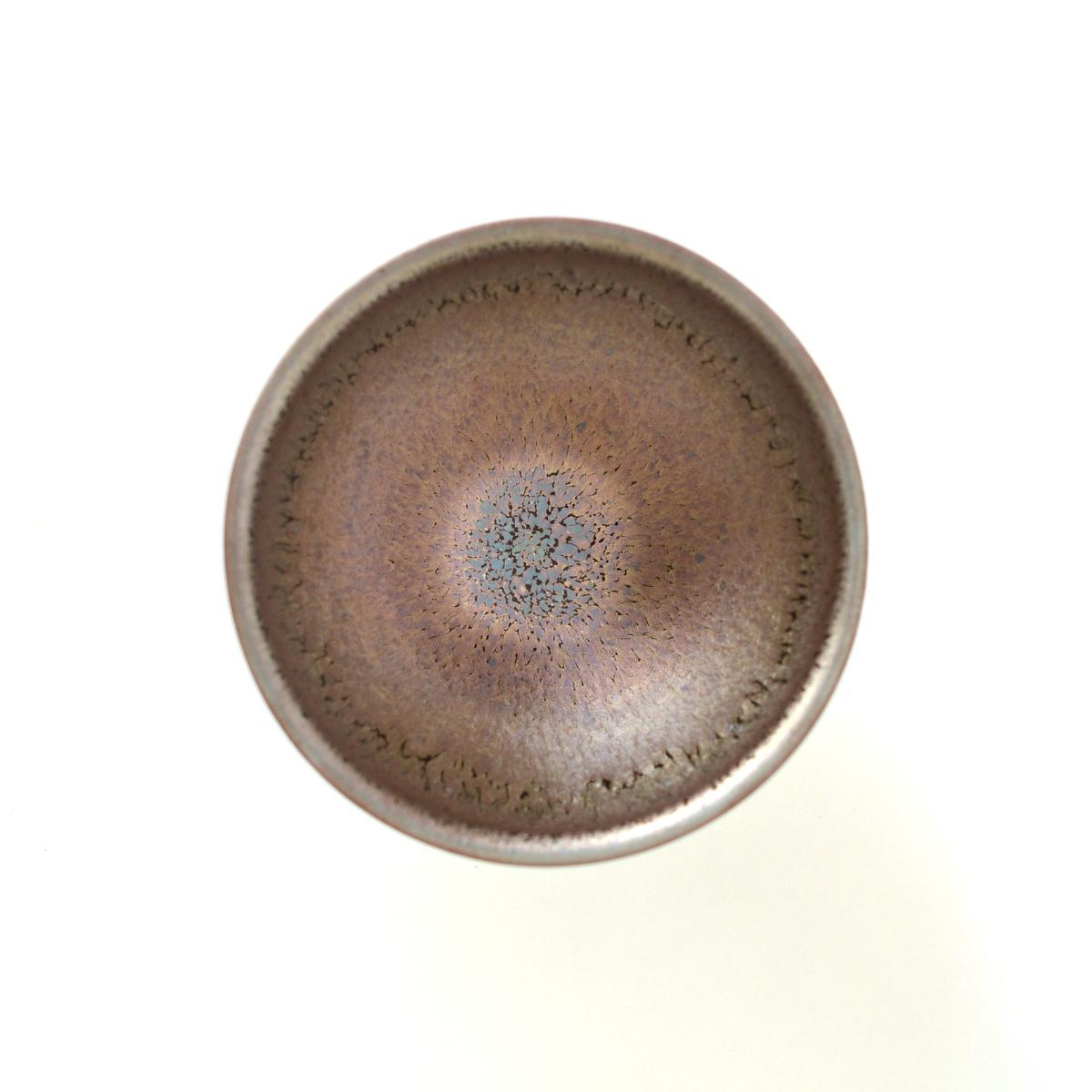 「古谷宣幸 展  天目茶盌と食の器」 3日目_d0087761_16465477.jpg