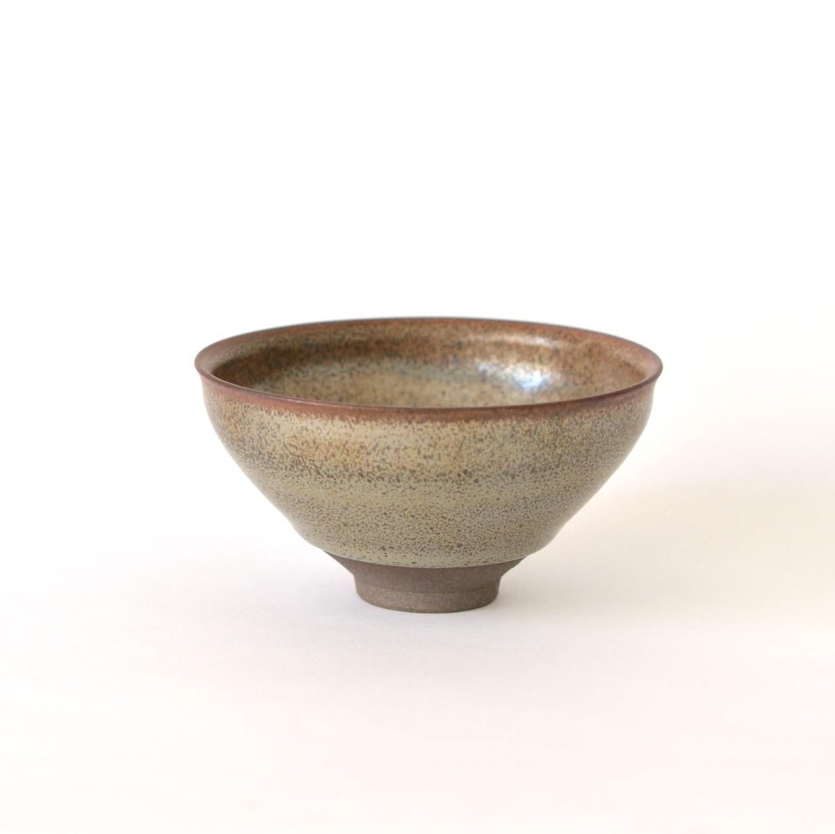 「古谷宣幸 展  天目茶盌と食の器」 3日目_d0087761_16471641.jpg