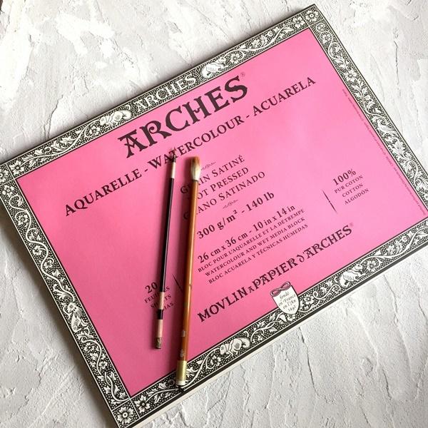 モダンカリグラフィー お花のリース ガッシュで色付け 紙と筆のこと_b0165872_20574935.jpg