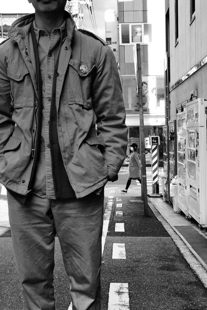 マグネッツ神戸店 カジュアル使いに最適なシビリアンモデル!_c0078587_15210761.jpg