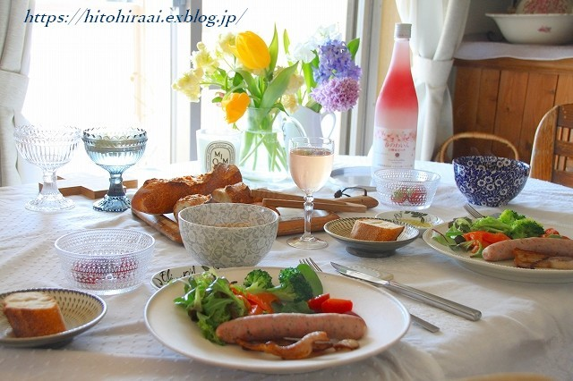 三浦野菜とパンで休日ランチ_f0374092_11084808.jpg