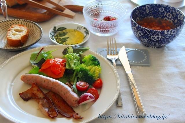 三浦野菜とパンで休日ランチ_f0374092_11140116.jpg