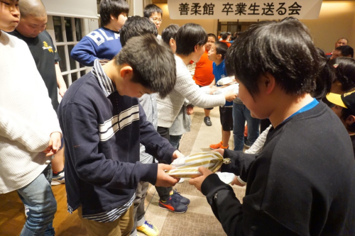 2019 卒業生を送る会_b0172494_14034907.jpg