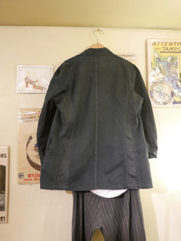 French Military Jacket_f0144612_11402062.jpg