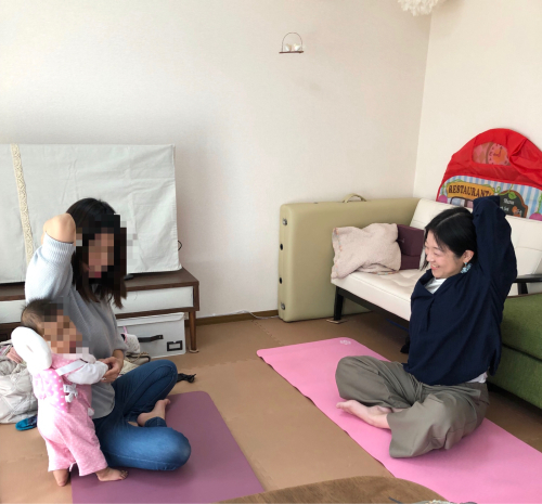 「オシャレの基本講座+yoga」開催いたしました。_d0336521_17394908.jpg