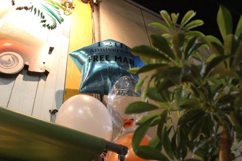 感謝!FREEMAN 12TH ANNIVERSARY「THANK YOU PARTY !」_f0191324_08571910.jpg