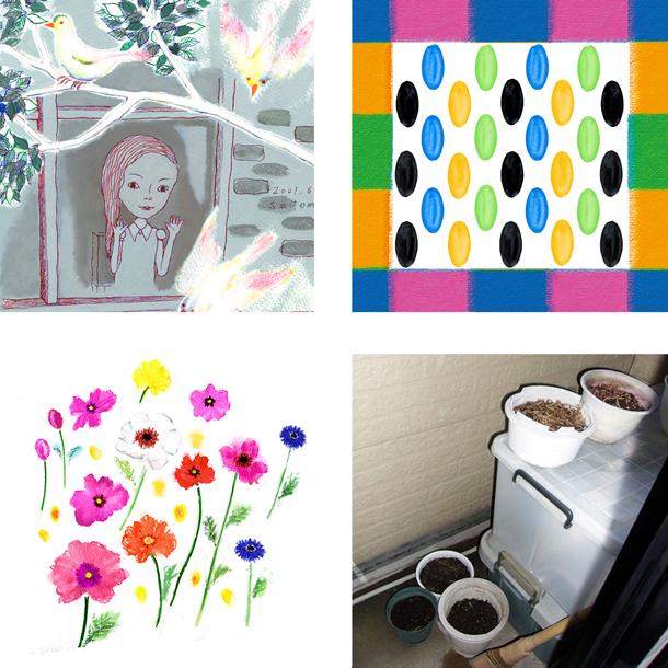 春のパーティ_e0173058_22560948.jpg