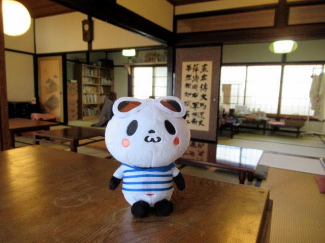 信州小諸・農カフェ わのん * 築150年の古民家カフェでいただくマクロビパフェ♪_f0236260_23315052.jpg