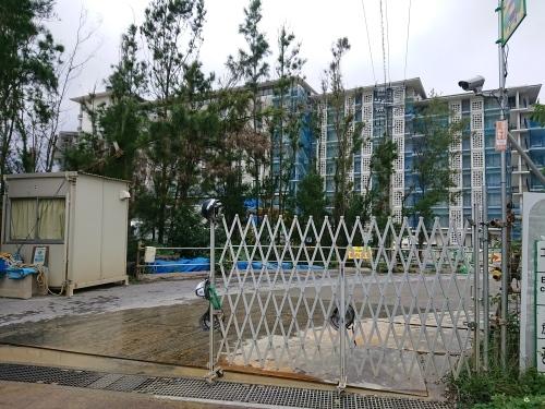 ハレクラニ沖縄、建設中♪_c0100865_23275590.jpg