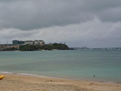 ハレクラニ沖縄、建設中♪_c0100865_23295802.jpg