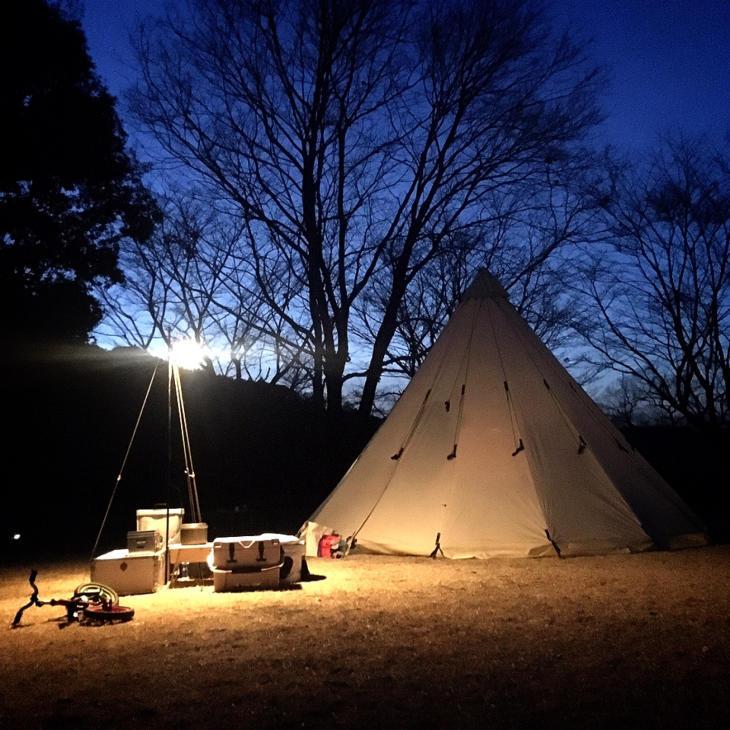 週末はキャンプへ。_a0127284_08491328.jpg
