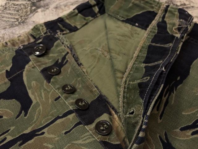 3月13日(水)マグネッツ大阪店ヴィンテージボトムス入荷!!#6 U.S.Army編! TigerStripe & M-41MetalButton、NOS M-45 DoubleStitch!!_c0078587_0451644.jpg