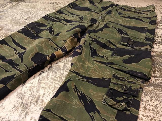 3月13日(水)マグネッツ大阪店ヴィンテージボトムス入荷!!#6 U.S.Army編! TigerStripe & M-41MetalButton、NOS M-45 DoubleStitch!!_c0078587_0454339.jpg