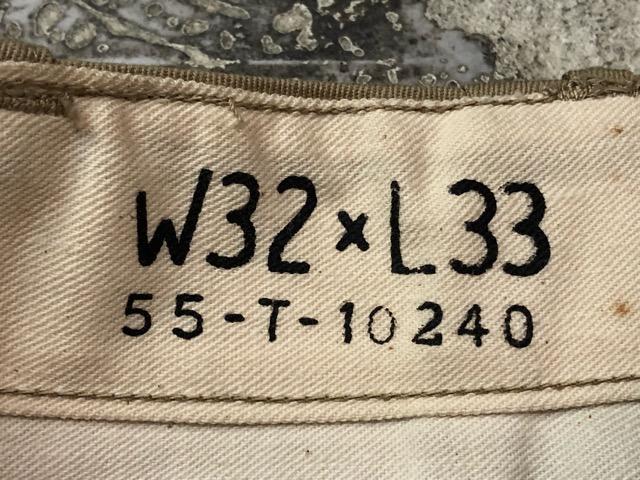 3月13日(水)マグネッツ大阪店ヴィンテージボトムス入荷!!#6 U.S.Army編! TigerStripe & M-41MetalButton、NOS M-45 DoubleStitch!!_c0078587_11123.jpg