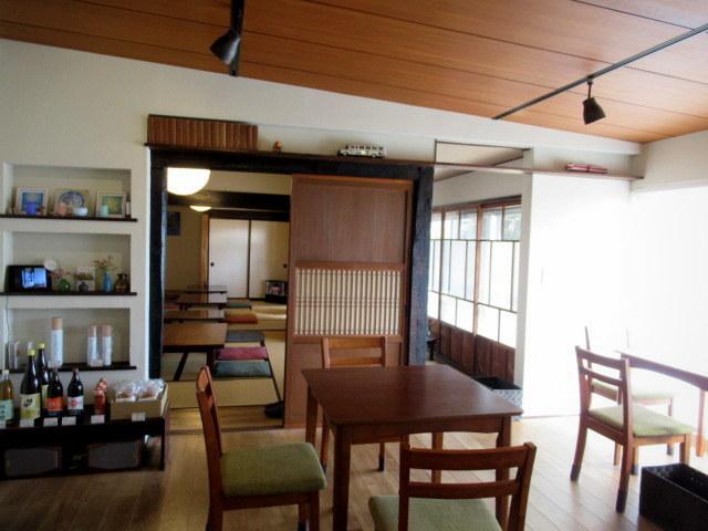 信州小諸・農カフェ わのん * 築150年の古民家カフェでいただくマクロビパフェ♪_f0236260_23392358.jpg