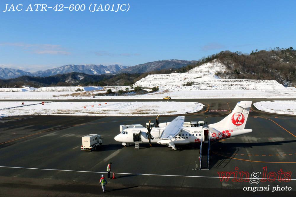 '19年 但馬空港(RJBT)レポート ・・・ JAC/JA01JC_f0352866_16541222.jpg