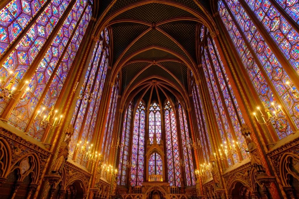 シャントチャペル教会 パリ XシリーズFacebookより_f0050534_09544220.jpg