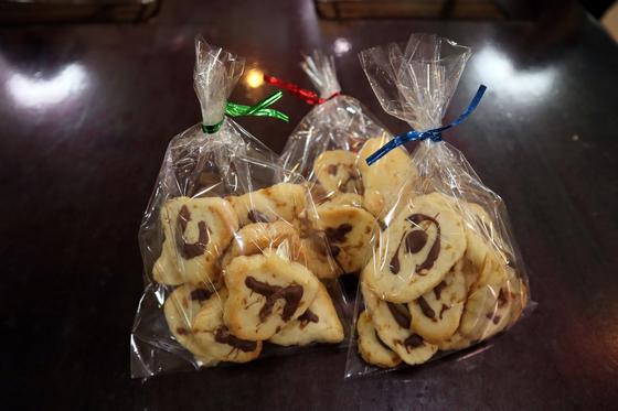 パンレク ~ マーマレードチーズクッキー ~_e0222340_19281720.jpg