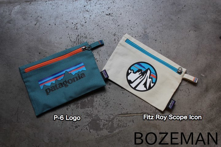 PATAGONIA Zippered Pouch  _f0159943_12594277.jpg