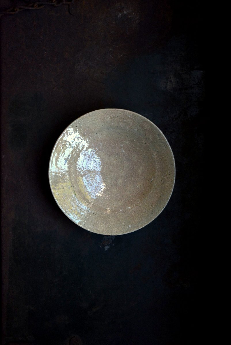 「古谷宣幸 展  天目茶盌と食の器」 6日目_d0087761_1739211.jpg
