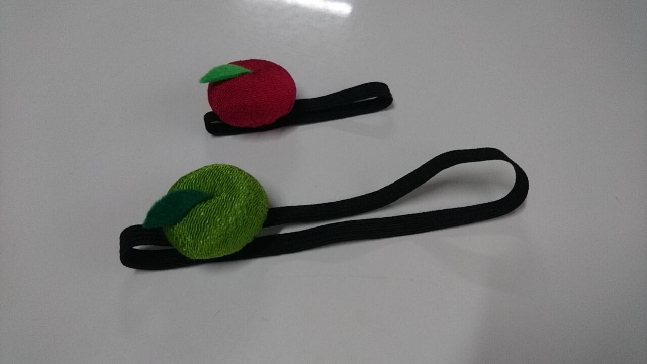 りんごゴム、セラピア新製品_b0106766_09475837.jpg