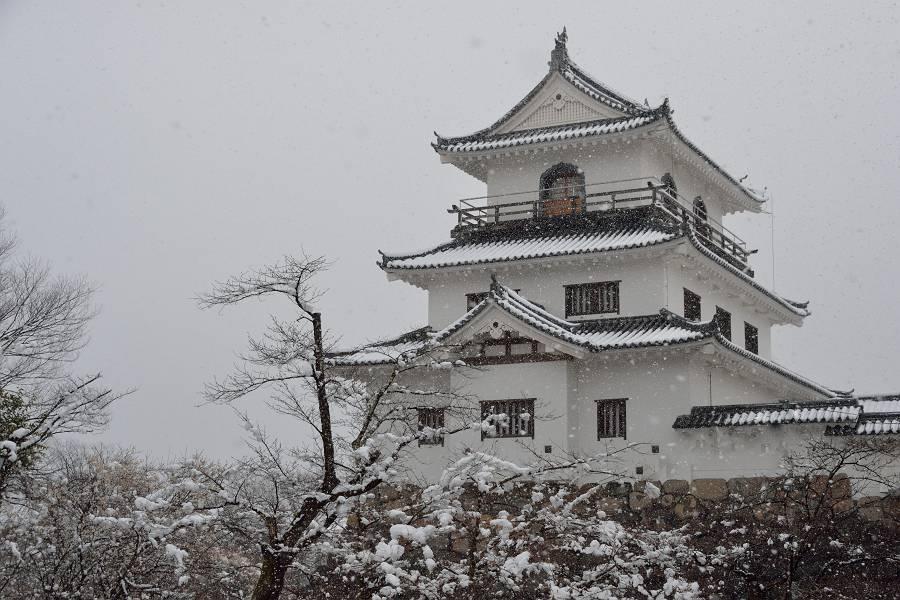 お城に雪_b0223668_14174966.jpg