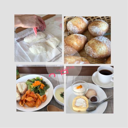 K先生のパン教室2月『あこ酵母 リュスティック』_e0159185_13081262.jpeg