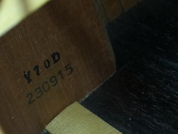 1979年YAMAKI Y70D WOODCRAFT SERIESヤマキ・ウッドクラフトシリーズ・WASHBURNワッシュバーン_f0197703_16371214.jpg