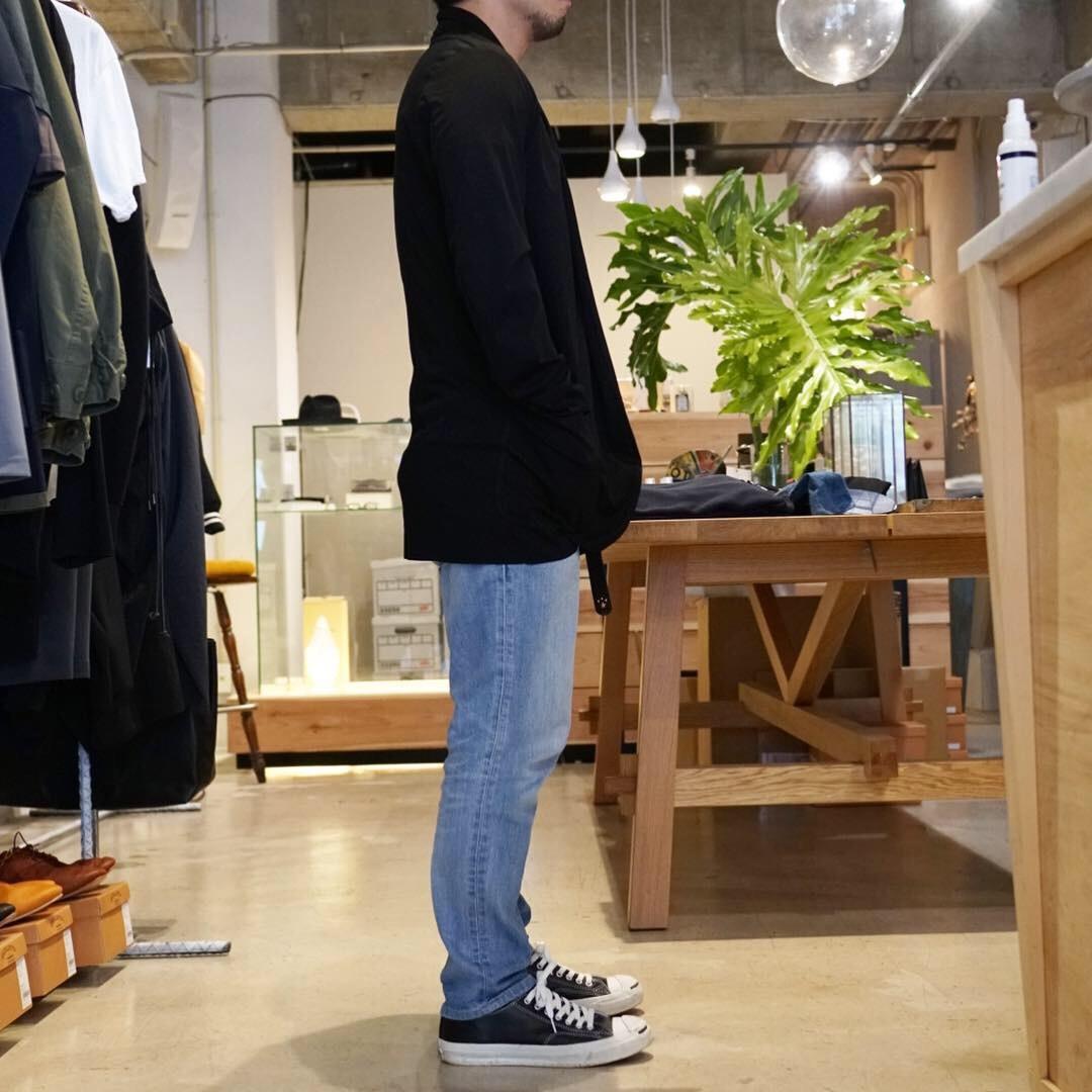 Styles LEVIS × ストールジャケット_a0155932_21594788.jpg