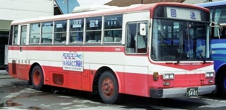 宮城交通 いすゞLTと日デRPの富士重工架装車_e0030537_00202149.jpg