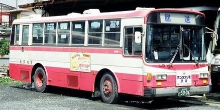 宮城交通 いすゞLTと日デRPの富士重工架装車_e0030537_00202172.jpg