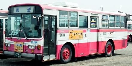 宮城交通 いすゞLTと日デRPの富士重工架装車_e0030537_00202200.jpg