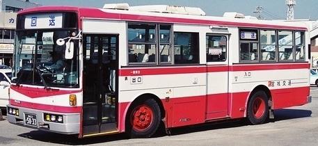 宮城交通 いすゞLTと日デRPの富士重工架装車_e0030537_00202202.jpg