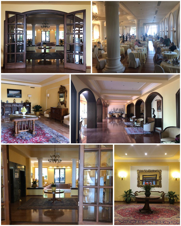 シチリア/41 タオルミーナのホテル Villa Diodoro_a0092659_18061233.jpg