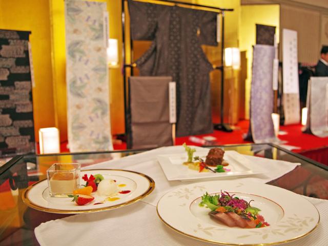 大島紬と鹿児島の食を楽しむ夕べ 出務御報告/中谷_c0315907_11082340.jpg