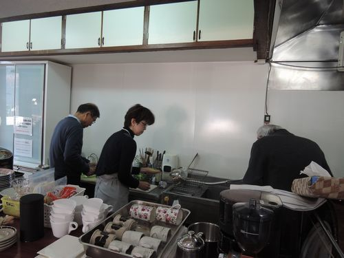 みんな楽しく「おやじカフェ」★_f0223914_01354352.jpg