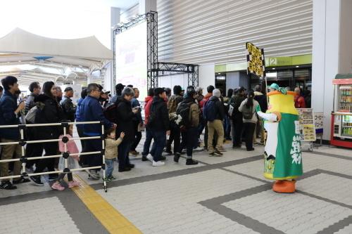 大阪モーターサイクルショーへ来ちゅうきね②_e0101917_19221935.jpg