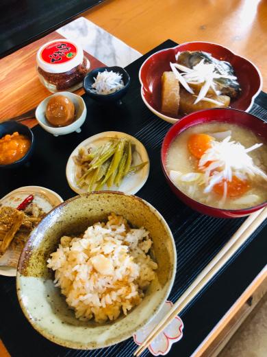 今朝のマダム飯は、のどぐろご飯_f0215324_10012986.jpg
