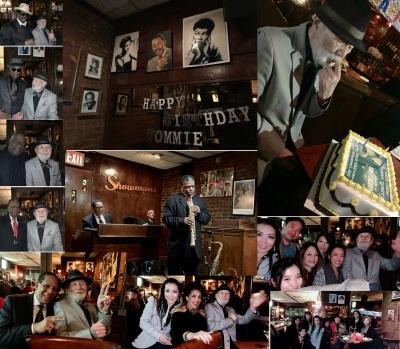 ニューヨーク ハーレムで一番有名な日本人、トミー富田のゆる~い誕生会。_f0009746_10141550.jpg