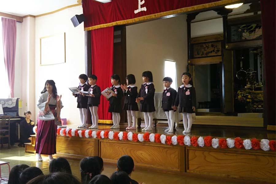 第一幼稚園「卒園式・修了式」_d0353789_11343372.jpg