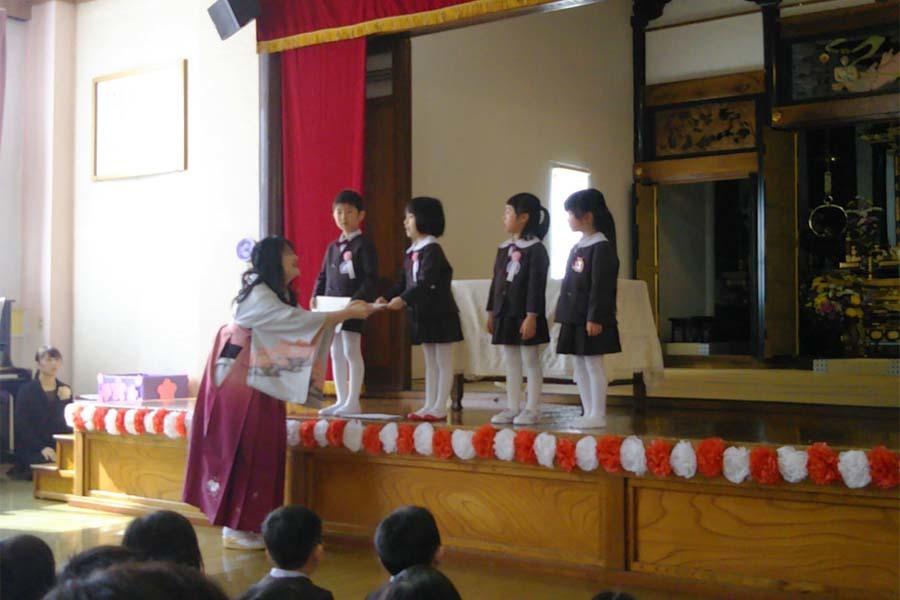 第一幼稚園「卒園式・修了式」_d0353789_11344132.jpg