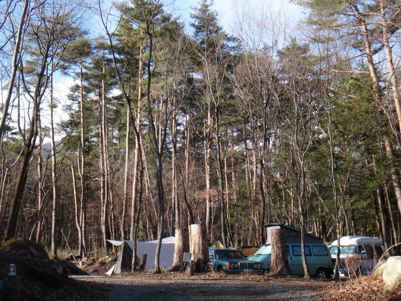 Camp  / 晴れのち雪 直火キャンプ_b0195093_15011604.jpg